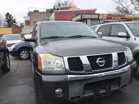 2004 Nissan Armada for sale at Chambers Auto Sales LLC in Trenton NJ