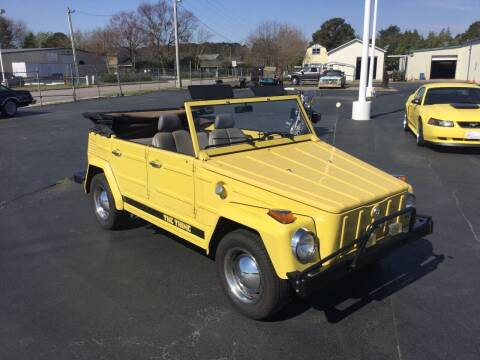 1973 Volkswagen Thing for sale at Classic Connections in Greenville NC