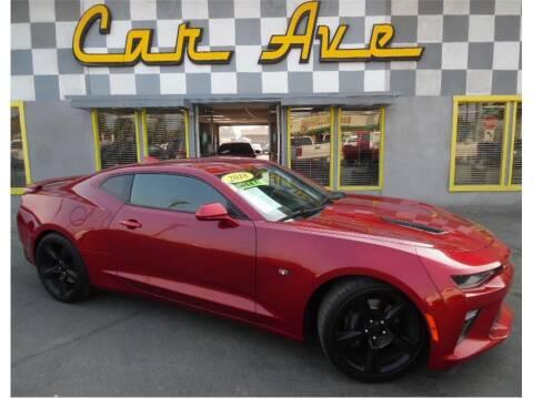 2018 Chevrolet Camaro for sale at Car Ave in Fresno CA