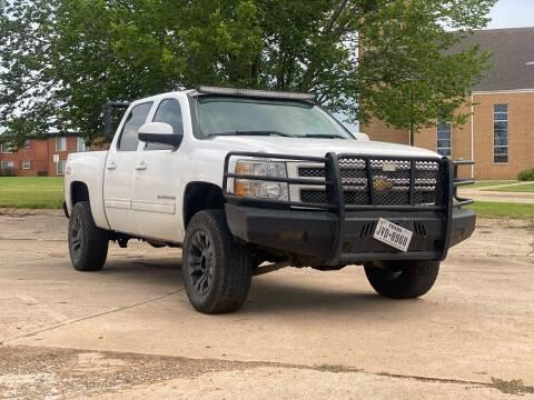 2012 Chevrolet Silverado 1500 for sale at Auto Start in Oklahoma City OK