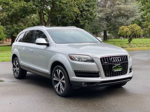 2011 Audi Q7 for sale at Lux Motors in Tacoma WA