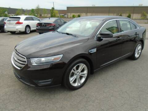 2013 Ford Taurus for sale at H & R AUTO SALES in Conway AR