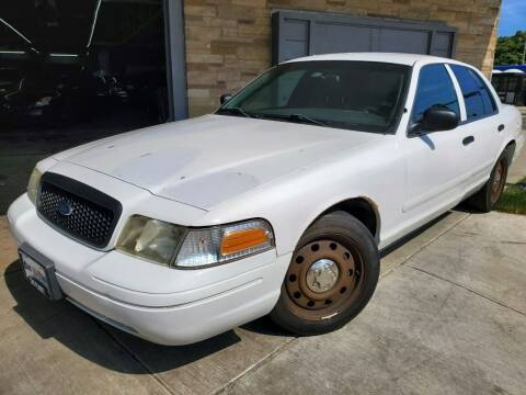2008 Ford Crown Victoria for sale at Car Planet Inc. in Milwaukee WI