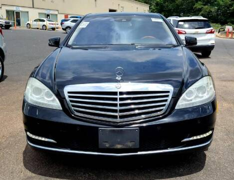 2011 Mercedes-Benz S-Class for sale at Pars Auto Sales Inc in Stone Mountain GA