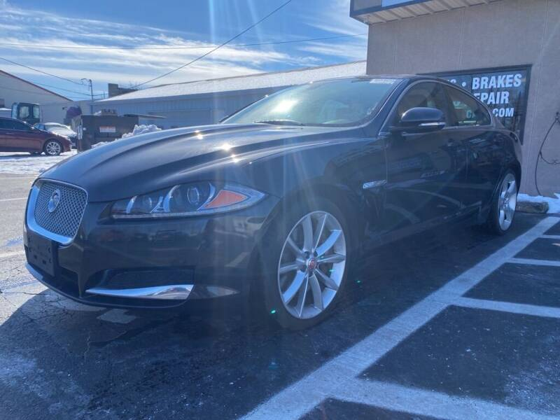2015 Jaguar XF for sale at Used Car Factory Sales & Service Troy in Troy OH