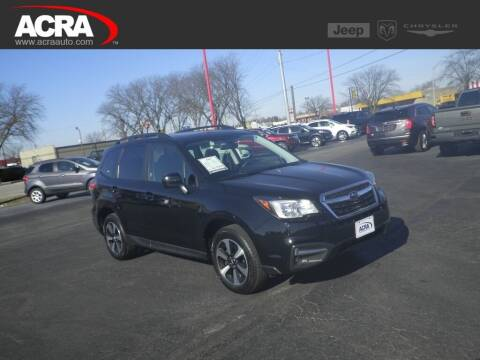 2018 Subaru Forester for sale at BuyRight Auto in Greensburg IN