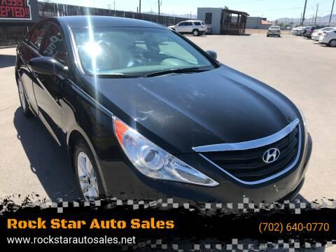 2011 Hyundai Sonata for sale at Rock Star Auto Sales in Las Vegas NV