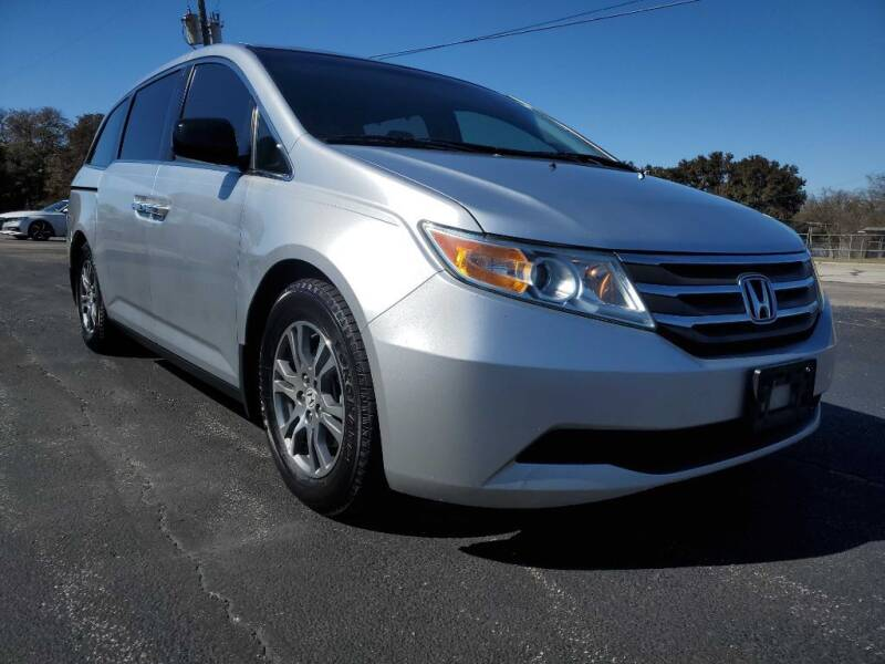 2011 Honda Odyssey for sale at Thornhill Motor Company in Lake Worth TX