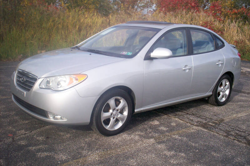2008 Hyundai Elantra for sale at Action Auto Wholesale - 30521 Euclid Ave. in Willowick OH
