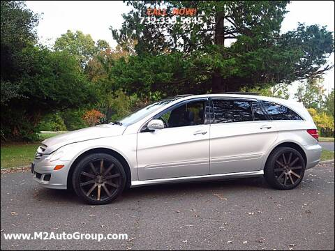 2007 Mercedes-Benz R-Class for sale at M2 Auto Group Llc. EAST BRUNSWICK in East Brunswick NJ