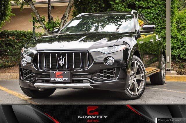 2017 Maserati Levante for sale at Gravity Autos Atlanta in Atlanta GA
