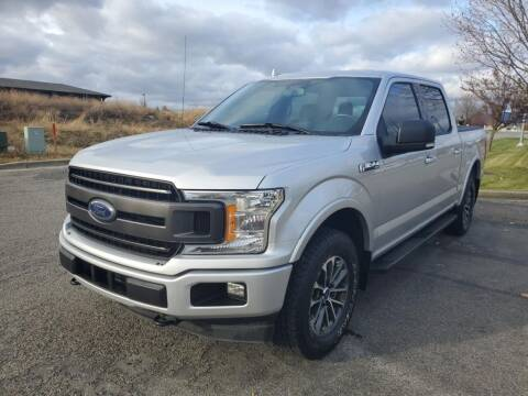 2018 Ford F-150 for sale at Group Wholesale, Inc in Post Falls ID