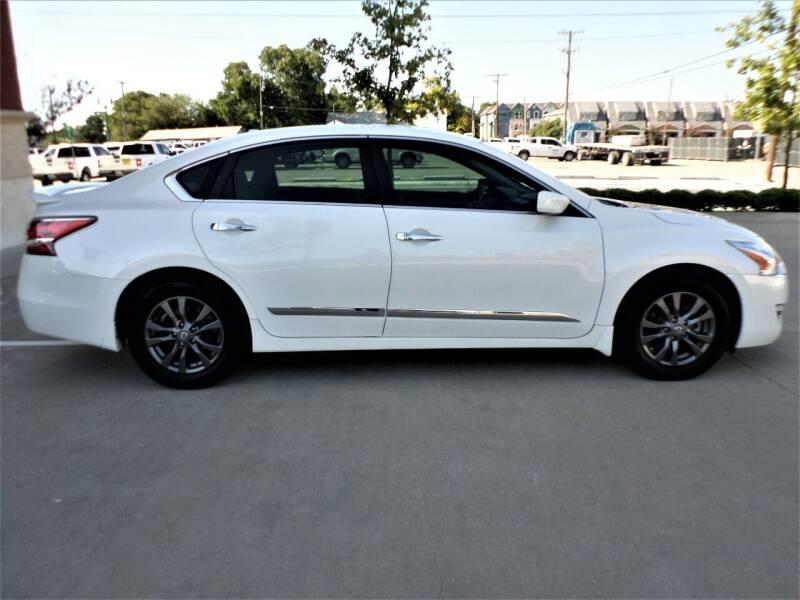 2015 Nissan Altima 2.5 S 4dr Sedan - Mckinney TX