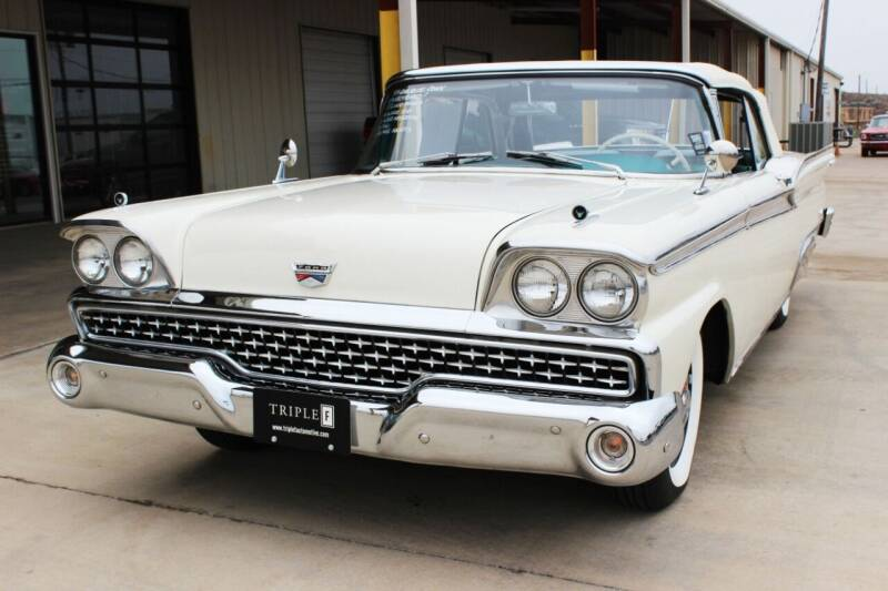 1959 Ford Galaxie 500 for sale in Fort Worth, TX