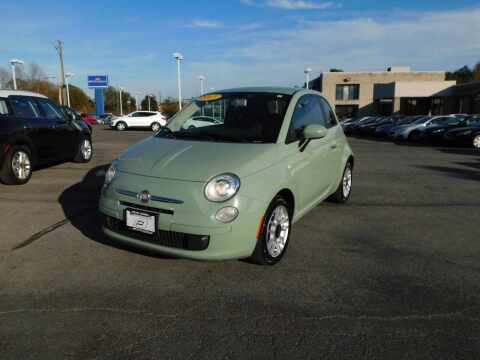 2013 FIAT 500 for sale at Paniagua Auto Mall in Dalton GA