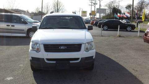 2006 Ford Explorer for sale at Knoxville Used Cars in Knoxville TN