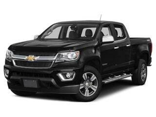 2017 Chevrolet Colorado for sale at Mann Chrysler Dodge Jeep of Richmond in Richmond KY