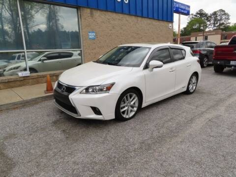 2015 Lexus CT 200h for sale at 1st Choice Autos in Smyrna GA