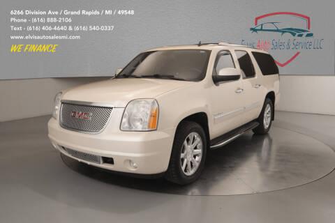 2012 GMC Yukon XL for sale at Elvis Auto Sales LLC in Grand Rapids MI