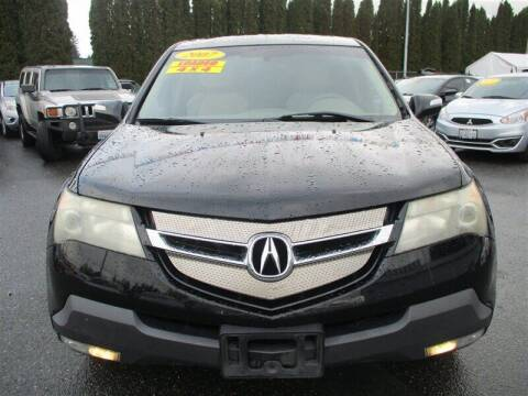 2007 Acura MDX for sale at GMA Of Everett in Everett WA