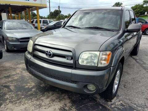 2006 Toyota Tundra for sale at Autos by Tom in Largo FL