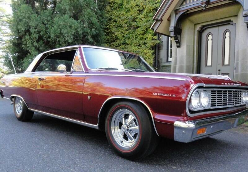 1964 Chevrolet Chevelle Malibu for sale at Great Lakes Classic Cars & Detail Shop in Hilton NY