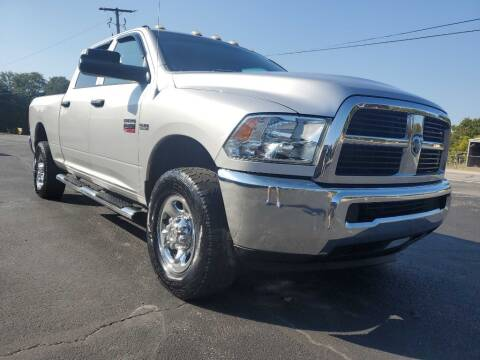 2012 RAM Ram Pickup 2500 for sale at Thornhill Motor Company in Lake Worth TX