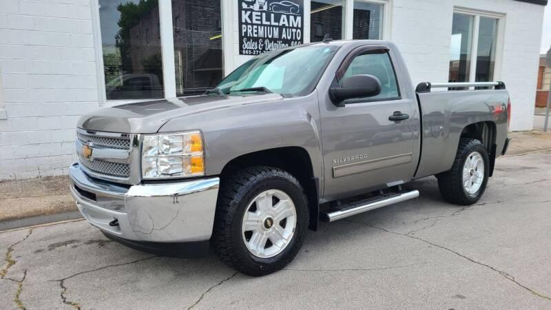 2012 Chevrolet Silverado 1500 for sale at Kellam Premium Auto Sales & Detailing LLC in Loudon TN
