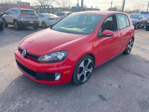 2013 Volkswagen GTI for sale at TKP Auto Sales in Eastlake OH