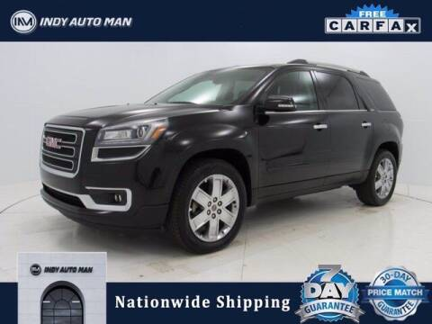 2017 GMC Acadia Limited for sale at INDY AUTO MAN in Indianapolis IN
