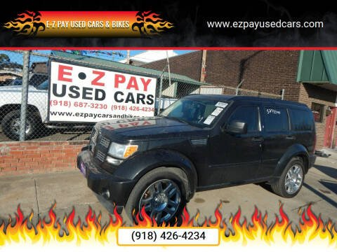 2011 Dodge Nitro for sale at E-Z Pay Used Cars in McAlester OK