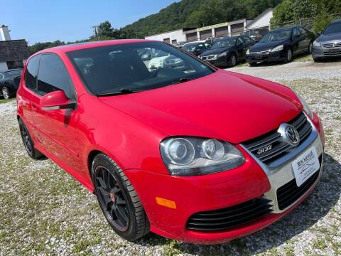 2008 Volkswagen R32 for sale at Ron Motor Inc. in Wantage NJ