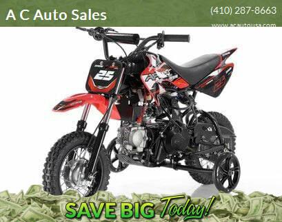 2021 Apollo 0079 DB-25 70cc FULLY Automatic for sale at A C Auto Sales in Elkton MD