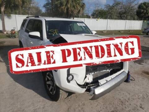 2020 Toyota 4Runner for sale at STS Automotive - Miami, FL in Miami FL
