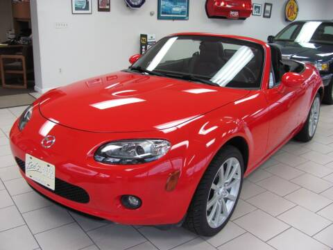 2008 Mazda MX-5 Miata for sale at Kens Auto Sales in Holyoke MA