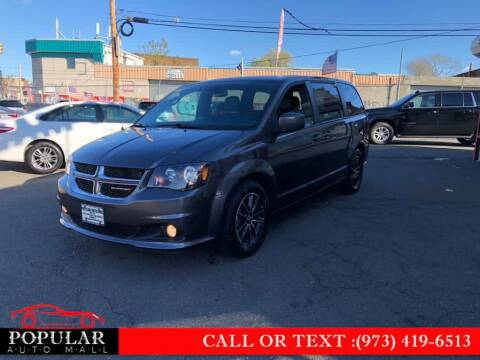 2019 Dodge Grand Caravan for sale at Popular Auto Mall Inc in Newark NJ