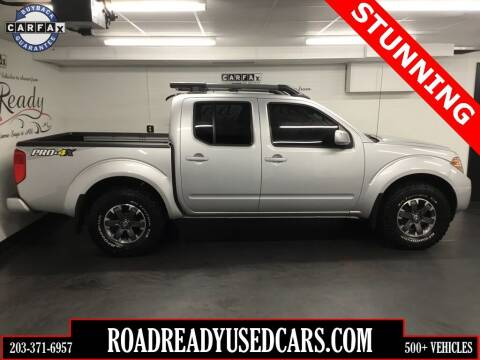 2014 Nissan Frontier for sale at Road Ready Used Cars in Ansonia CT