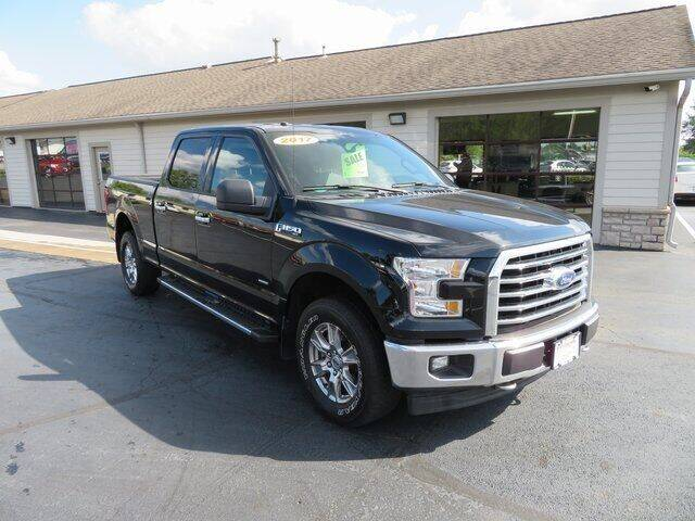 2017 Ford F-150 for sale at Tri-County Pre-Owned Superstore in Reynoldsburg OH