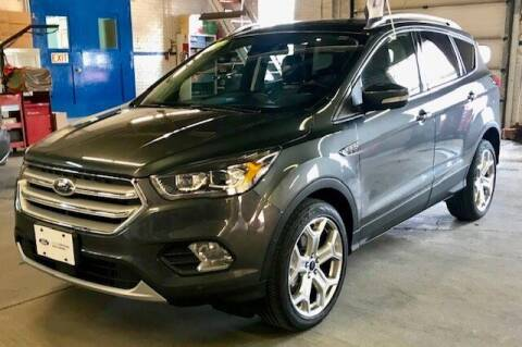 2019 Ford Escape for sale at Reinecke Motor Co in Schuyler NE