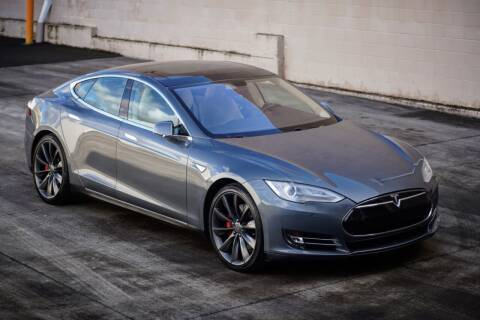 2014 Tesla Model S for sale at MS Motors in Portland OR