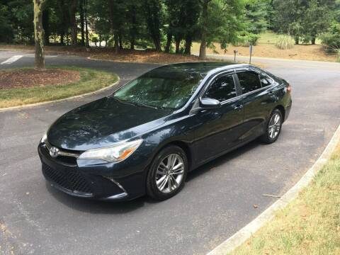 2016 Toyota Camry for sale at Bowie Motor Co in Bowie MD
