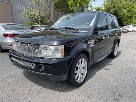 2008 Land Rover Range Rover Sport for sale at Quality Autos in Marietta GA