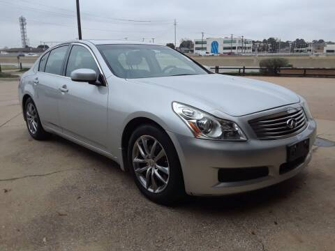 2008 Infiniti G35 for sale at Auto Haus Imports in Grand Prairie TX