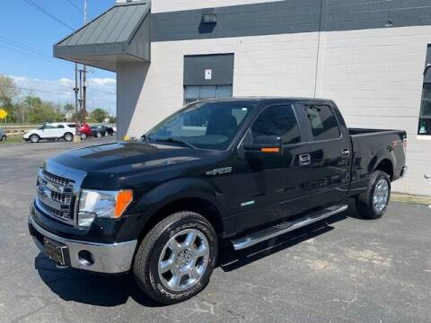 2014 Ford F-150 for sale at Lighthouse Auto Sales in Holland MI