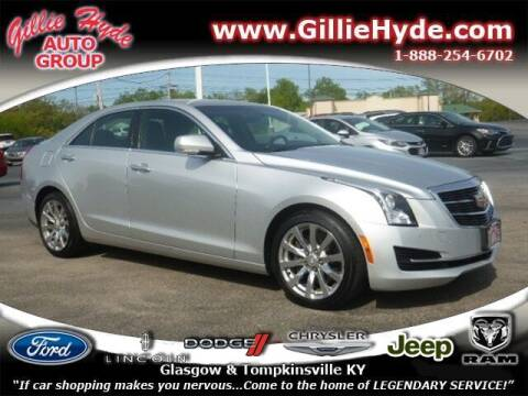 2018 Cadillac ATS for sale at Gillie Hyde Auto Group in Glasgow KY