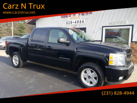 2009 Chevrolet Silverado 1500 for sale at Carz N Trux in Twin Lake MI