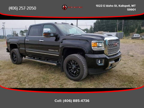 2019 GMC Sierra 3500HD for sale at Auto Solutions in Kalispell MT