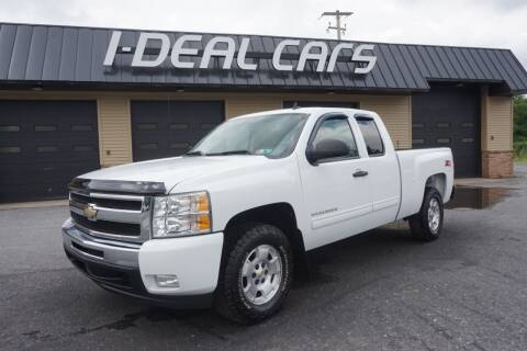 2011 Chevrolet Silverado 1500 for sale at I-Deal Cars in Harrisburg PA