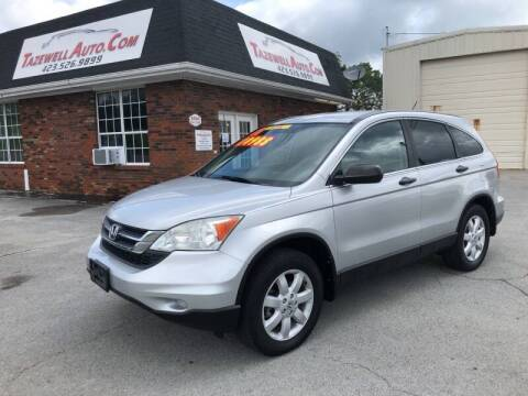 2011 Honda CR-V for sale at HarrogateAuto.com - tazewell auto.com in Tazewell TN