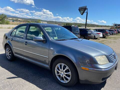 2004 Volkswagen Jetta for sale at Skyway Auto INC in Durango CO